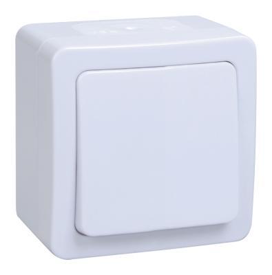 Выключатель IEK EVMP10-K01-10-54-EC 10 A белый