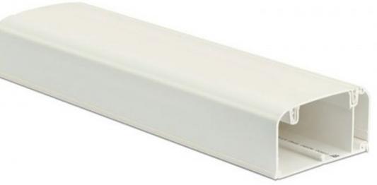 Dkc 09500 Кабель-канал 90 х 50 мм, с перегородкой, боковой и фронтальной крышками ( 2 метра) кабель канал перфорированный 25х40 g 2м dkc 00128rl