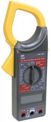 Iek TCM-1F-266 Токоизмерительные клещи Expert 266F IEK цена
