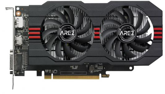 Видеокарта ASUS Radeon RX 560 AMD Radeon RX 560 AREZ-RX560-2G-EVO PCI-E 2048Mb 128 Bit Retail (90YV0AHD-M0NA00) цена