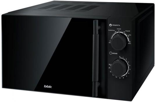 СВЧ BBK 20MWS-773M/B-M G 700 Вт чёрный свч bbk 20mws 727s b 700 вт чёрный
