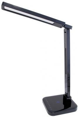 Светильник настольный Lucia Smart Qi (L900-B) на подставке черный 15Вт настольный светильник lucia школьник s 260 полоски