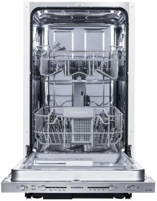 Посудомоечная машина Maunfeld MLP 08S серебристый встраиваемая посудомоечная машина maunfeld mlp 08b