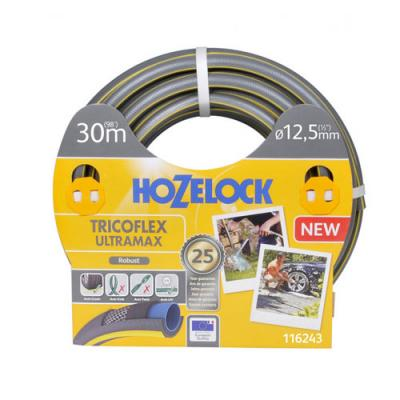 Шланг HOZELOCK 116243 TRICOFLEX ULTRAMAX 30м 1/2 пвх шланг hozelock 116787 super tricoflex ultimate