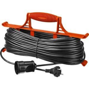 Удлинитель Stayer 55018-20 1 розетка 20 м удлинитель stayer 20м на рамке 55018 20