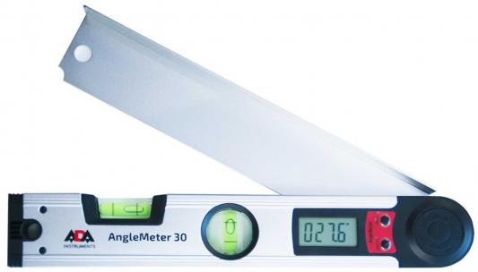 Угломер электронный ADA AngleMeter 30 0...225° ±0.3° 30см теодолит электронный ada digiteo 10