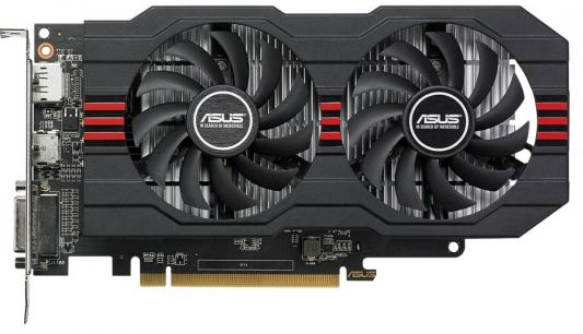 Видеокарта ASUS Radeon RX 560 Radeon RX 560 PCI-E 4096Mb GDDR5 128 Bit Retail видеокарта msi radeon rx 550 radeon rx 550 4gt lp oc pci e 4096mb gddr5 128 bit retail rx 550 4gt lp oc