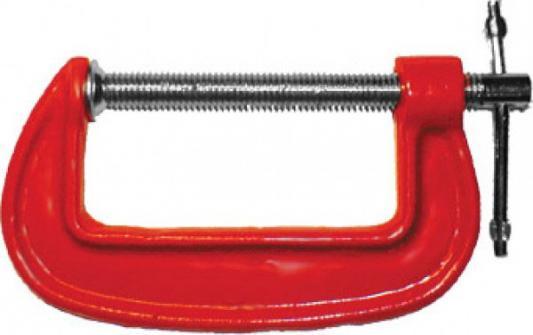 Струбцина FIT 59205 тип g 125мм струбцина монтажная fit 59080
