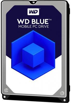 Жесткий диск для ноутбука 2.5 2 Тb 5400rpm 128Mb Western Digital Blue SATA III 6 Gb/s