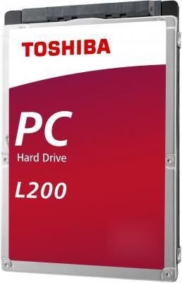 Жесткий диск для ноутбука 2.5 1 Tb 5400rpm 128Mb Toshiba L200 SATA III 6 Gb/s
