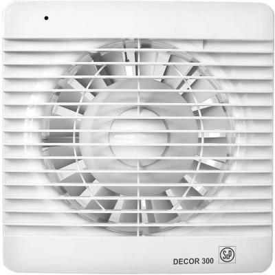 Купить Вентилятор SOLER&PALAU Decor 300C 250 м3/ч. Установочный д 150 мм. 46 dB(A), белый