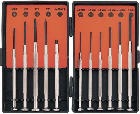 Набор отверток SPARTA 133605 для точной механики 11шт. цена