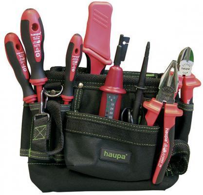 все цены на Набор инструментов HAUPA 220211 7 предметов онлайн