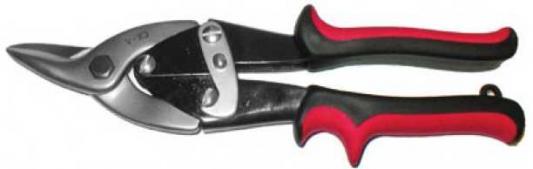 Ножницы по металлу FIT 41570 профи crv прорезин.ручки прямые ножницы fit 67372