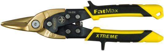 Ножницы по металлу STANLEY FatMax Xtreme Aviation 0-14-206 прямые ножницы по металлу stanley fatmax универсальные 2 14 563