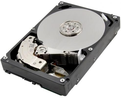 Жесткий диск Toshiba SATA-III 10Tb MG06ACA10TE Enterprise Capacity (7200rpm) 256Mb 3.5