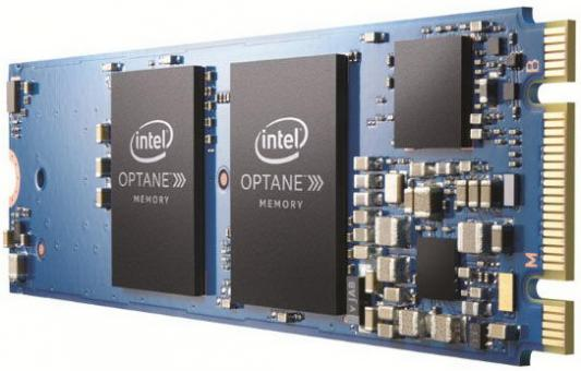 Накопитель SSD M.2 16 Gb Intel MEMPEK1W016GA01 Optane Read 900Mb/s Write 145Mb/s 3D XPoint intel optane ssd p4800x series 750gb 2 5in pcie x4 3d xpoint 15mm 956965
