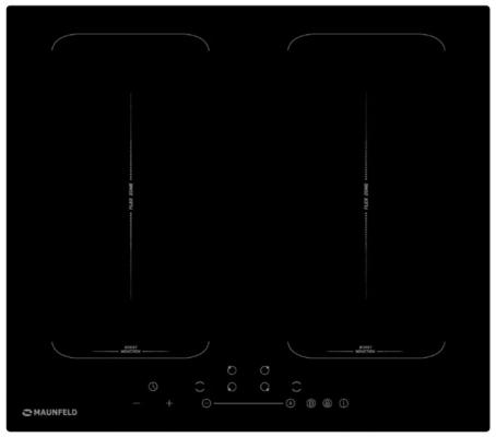 Варочная панель электрическая Maunfeld EVI.594-FL2-BK черный
