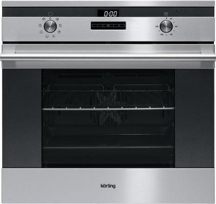 Электрический шкаф Korting OKB 792 CFX серый korting okb 552 cfx silver