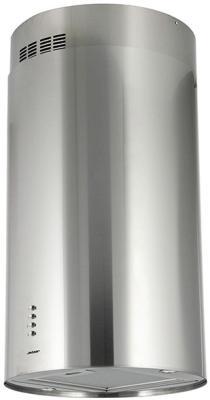 Вытяжки JET AIR/ Декоративный дизайн, 43 см, 1200 куб.м., кнопочное управление, нержавеющая сталь d 25980