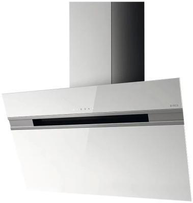 Вытяжки ELICA/ Декоративный дизайн, наклонная, 60 см, сенсорное управление, 1200 куб. м. , Back Aspiration, нержавеющая сталь