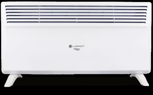 Конвектор Loriot Magic LHCY-2000 M 2000 Вт термостат белый КТ-0007 конвектор scarlett sca h ver14 2000 2000 вт термостат белый