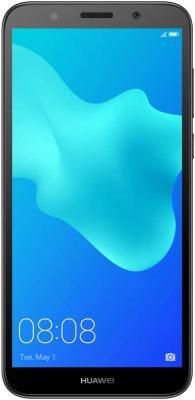 Смартфон Huawei Y5 Prime 2018 16 Гб черный смартфон huawei y5 2018 prime черный 5 16 гб lte wi fi gps 3g dra lx2