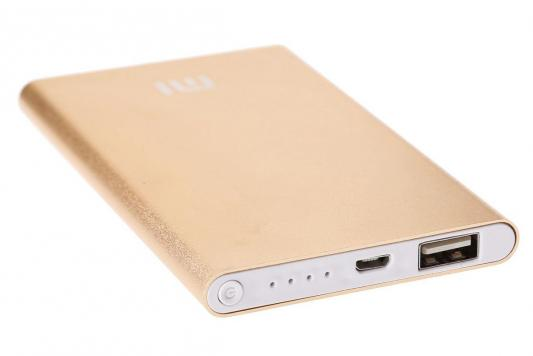 Внешний аккумулятор Power Bank 10000 мАч Xiaomi Mi Power Bank PRO 10000mAh gold золотистый teclast t100ce 10000mah power bank white
