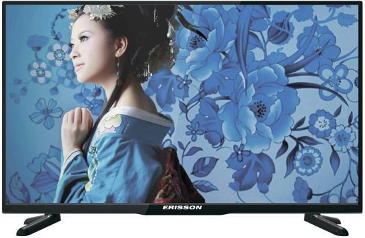 Телевизор LCD 32 32LEA19T2SM ERISSON телевизор lcd 32 silver le32k6000s haier