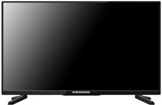 Телевизор Erisson 32LEA18T2SM черный телевизор lcd 32 32lea18t2sm erisson