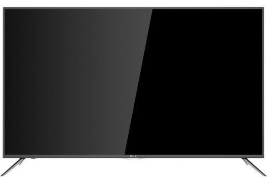 Телевизор LCD 65 4K GREY LE65K6500U HAIER 4k uhd телевизор haier le65u6500u