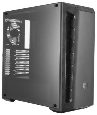 Корпус ATX Cooler Master MasterBox MB510L Без БП чёрный (MCB-B510L-KANN-S01) корпус miditower atx w o psu mcb e500lka5ns01 cooler master