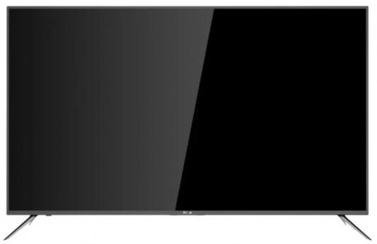 Телевизор LCD 43 4K BLACK LE43K6500U HAIER 4k uhd телевизор haier le43f1000tu
