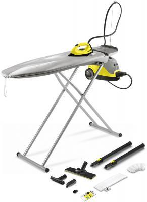 Гладильная система Karcher SI 4 EasyFix Iron Kit EU 2000Вт жёлтый