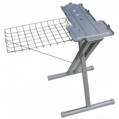 Стойка пресса VLK Verono Stand 3050, для VLK Verono 3200, регул. высоты, металл, серебристый luxury stand flip