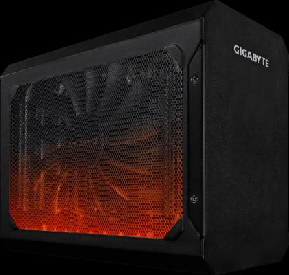 Видеокарта GigaByte Radeon RX 580 RX 580 Gaming Box PCI-E 8192Mb GDDR5 256 Bit Retail (GV-RX580IXEB-8GD)
