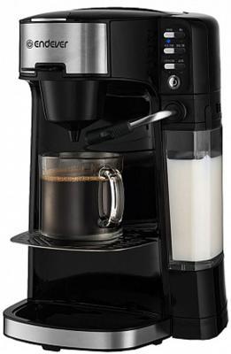 Кофеварка ENDEVER Costa-1070 черный кофеварка endever 1041 costa 650 вт черный