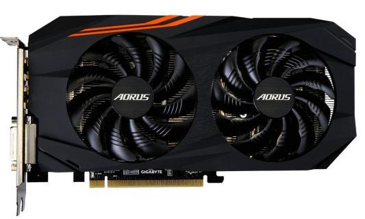 Видеокарта GigaByte Radeon RX 580 AORUS Radeon RX580 PCI-E 4096Mb 256 Bit Retail (GV-RX580AORUS-4GDV1.1) видеокарта msi radeon rx 550 radeon rx 550 4gt lp oc pci e 4096mb gddr5 128 bit retail rx 550 4gt lp oc