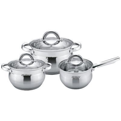 Набор посуды Zeidan Z-50623 набор zeidan z 1162