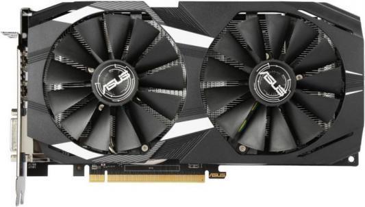 Видеокарта ASUS Radeon RX 580 AMD Radeon RX 580 PCI-E 8192Mb GDDR5 256 Bit Retail (DUAL-RX580-8G) pci e to