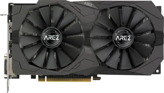 Видеокарта ASUS Radeon RX 570 AREZ Strix PCI-E 4096Mb GDDR5 256 Bit Retail (AREZ-STRIX-RX570-O4G-GAMING)