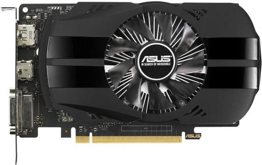 Видеокарта ASUS GeForce GTX 1050 PH-GTX1050-3G PCI-E 3072Mb GDDR5 96 Bit Retail (PH-GTX1050-3G)