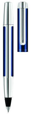 Ручка роллер Pelikan Elegance Pura R40 (955013) синий/серебристый подар.кор.