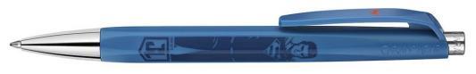 Ручка шариковая Carandache Office INFINITE SUPERMAN (888.701) синий подар.кор. шариковая ручка carandache varius rubracer sp латунь каучук посеребрение с родиенвым напылением 4480 085