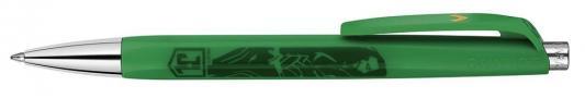 Ручка шариковая Carandache Office INFINITE AQUAMAN (888.704) зеленый подар.кор.