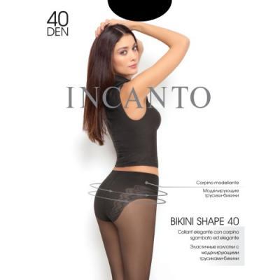 Incanto Колготки Bikini Shape 40 Melon, 4 halter crisscross cropped bikini set