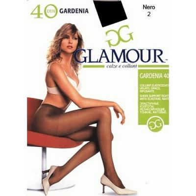 Glamour Колготки GARDENIA 40 Nero, 2 other glamour 90