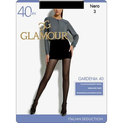 Glamour Колготки GARDENIA 40 Nero, 3 колготки glamour glamour gl302fwgjs11