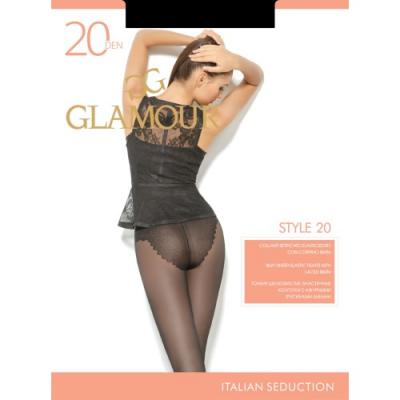 Glamour Колготки Style 20 Daino, 2 журнал glamour style book