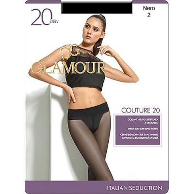 Glamour Колготки Couture 20 Nero, 2 other glamour 90
